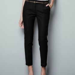 Pants 7/8 with a height of 175cm