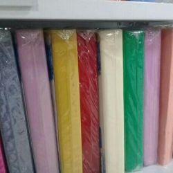 Sheet with elastic cotton