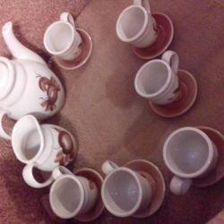 сервіз кавовий