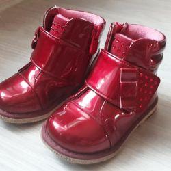 Μπότες άνοιξη / φθινόπωρο κορίτσι