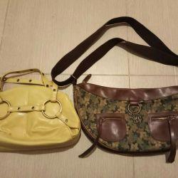 2 женские сумки