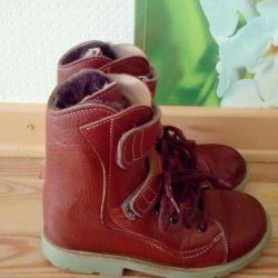 Kışlık ortopedik botlar 29 s.