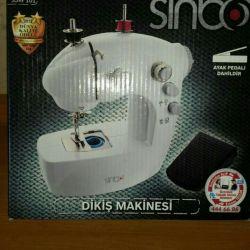 Швейная машинка SHINDO