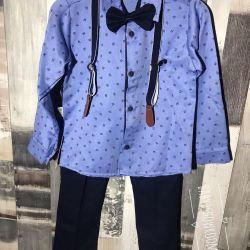 Children's suit for the gentleman