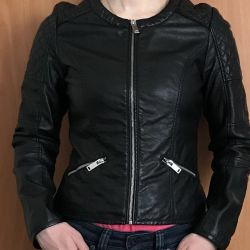 Jacket (leather)