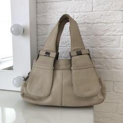Giorgio Ferretti çantası, hakiki deri