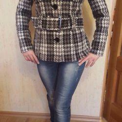 Пальто демисезонное Zara