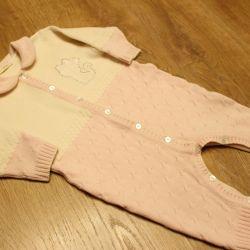 Tricotaje de bumbac tricotate