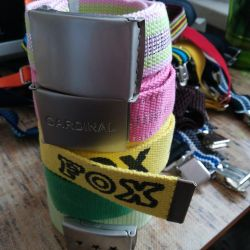 Belts for textiles