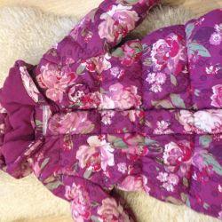 Куртка Monsoon 12-18 месяцев