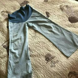 Capri pants for pregnant women 46-48 r