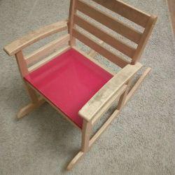 Κουνιστή παιδική καρέκλα Ikea