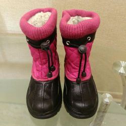 Boots winter 31-32 size