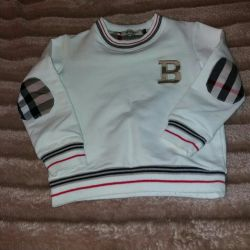 Blouse for boy height 110