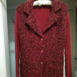 Jacket, knitwear. OLSEN.