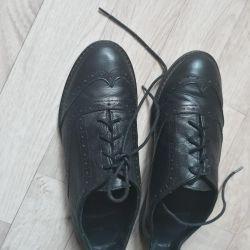 Boots female ZARA 36