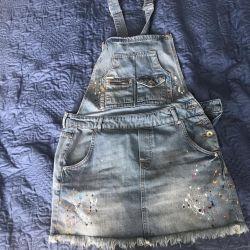 Overalls skirt ASOS 46