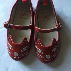 GAP new shoe