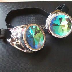 Γυαλιά γυαλιά ολογραφικά