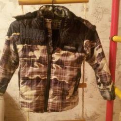 Jacket spring-autumn 116-122