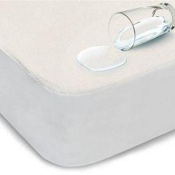 Bir yatak Ascona için Terry kapağı (Terry)