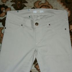 Trousers for women. Turkey. 44 rub.