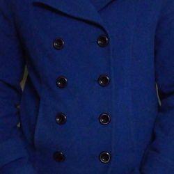 Coat blue (spring-autumn)