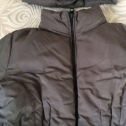 Down jacket. Italy. New.