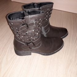 Half boots (low shoes)
