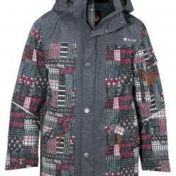 Новая куртка Ahkka 128 и 152 Швеция