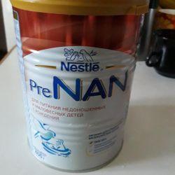 Nan Blend for Premature Babies