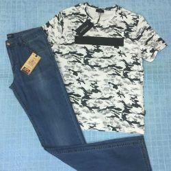 Calvin Klein T-shirts, noi