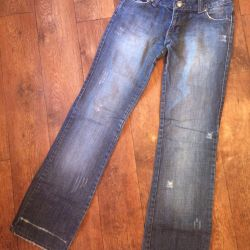 Kadın kot pantolonları GAS İtalya Джин
