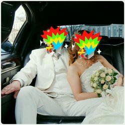 Ανδρικό κοστούμι τριών τεμαχίων, γαμήλιο φόρεμα + πουκάμισο