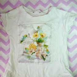 Summer T-shirts for 2-3 years
