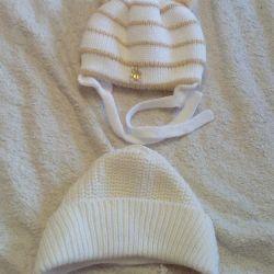 Осень- весна,зима шапочка