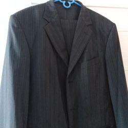 Suit man's size 48