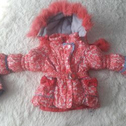 Winter overalls!
