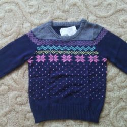 Sweaters rost134 and 140