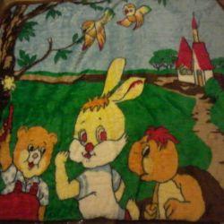 children's blanket and children's blankets