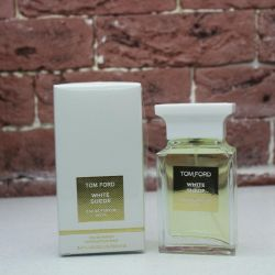Tom Ford White Suede, Tom Ford