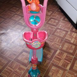Children's scooter.