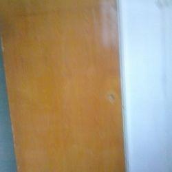 Полотно дверное шпонированное