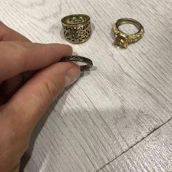 Hm rings bracelet