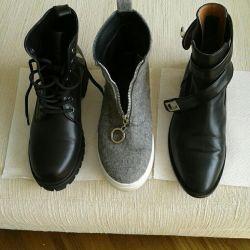 Μάρκα μπότες 38 μέγεθος