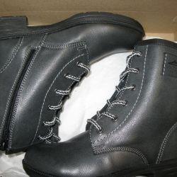 35R. New shoes San Marco nat.kozha