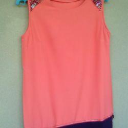 Νέα μεγέθη φόρεμα 46.48,