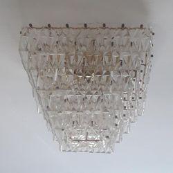 USSR crystal chandelier