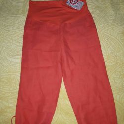 Capri breeches Flax new
