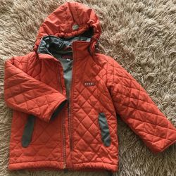 Jacket for a girl - 2 years old